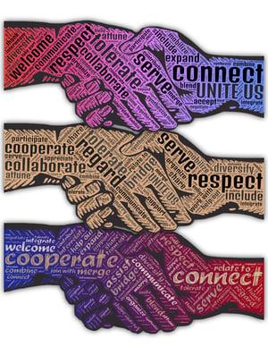 kunnioittava kommunikaatio