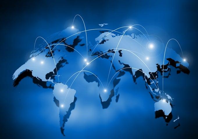 World map_business